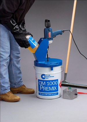 CIM1000 Premix pouring mix